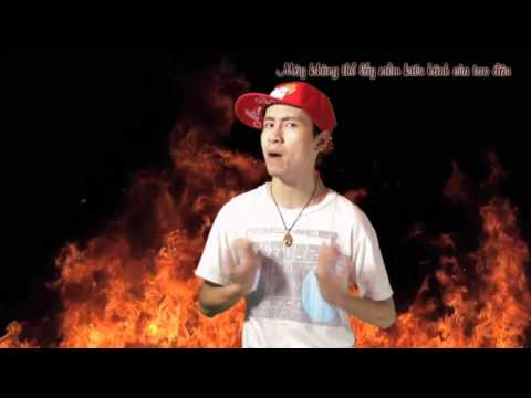 [ HD Lyric ] No Love - Eminem Cover - Toan Shinoda ft Mờ Naive - from Vietnam