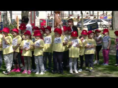 14. Olimpiada Sportowa Przedszkolaków w OJ (17.05.2017)