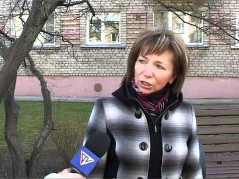 Смотреть видео «Ventspils nekustamie īpašumi» информирует о работе дворников