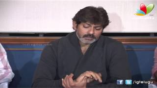 Jagapati Babu - I am Not Getting Hero Chance, so i am doing Villain Role Now Bala Krishna