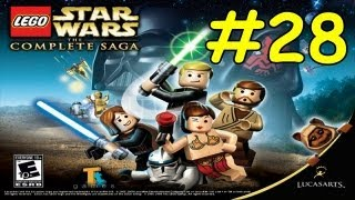 Lego Star Wars The Complete Saga Walkthrough Episode 5