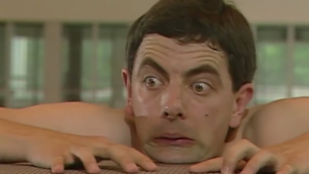 Mr Bean Episode 3 The Curse Of Mr Bean Part 2 5 Youtube