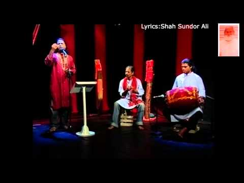Baul Harun Miah || Murshid Dakije Tumare|| Bangla Folk Song ||2014||