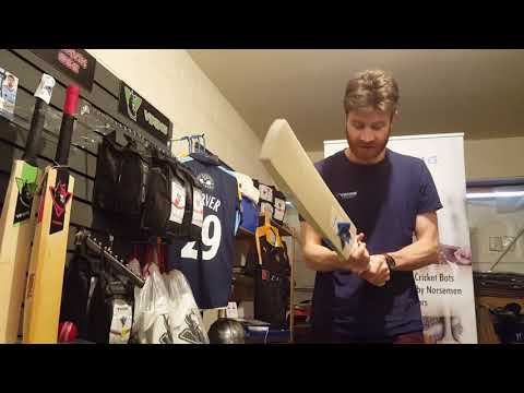 Viking Cricket Odin SE Cricket Bat
