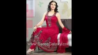 Designer Wedding Salwar Kameez Designs
