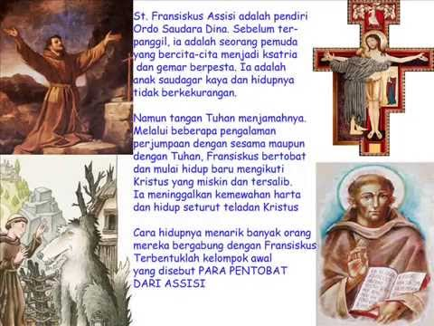 Ordo Fratrum Minorum Conventualium (OFMConv) Indonesia, AKSI PANGGILAN