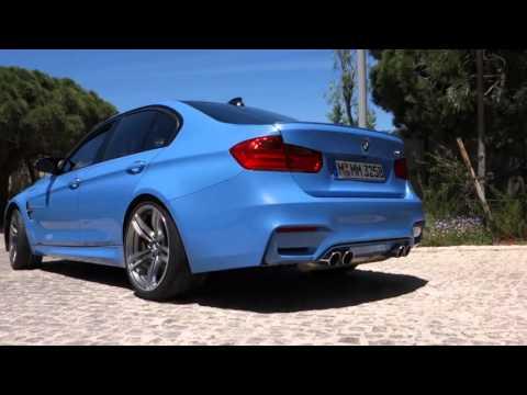 Essai video BMW M3 et M4 - L'argus (2014) - bmw reviews - test bmw