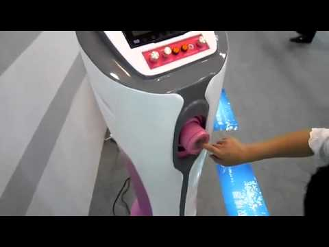 Sperm donation video – Chinese sperm collecting machine