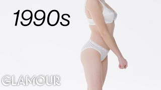 100 Years of Shapewear, From Corsets to Spanx | Glamour