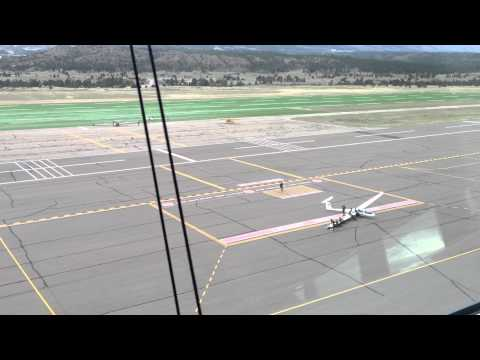 Microburst Event Video at US Air Force Academy Airfield on 4/23/2014