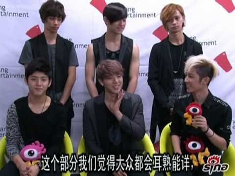 [120817] C-Clown Sina interview, c-clown's 1st sina interview! credit : sina http://t.co/KoD9KFr2