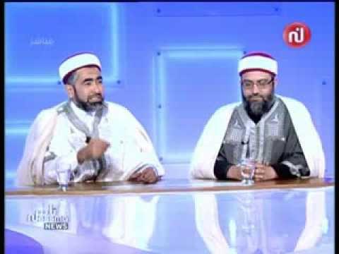 image vidéo على قناة نسمة: انسحاب عادل العلمي بعد أن ''فرفشها'' على المباش