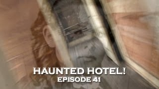 Scary True Ghost Stories! Real Life Haunted Hotel! (DE Ep