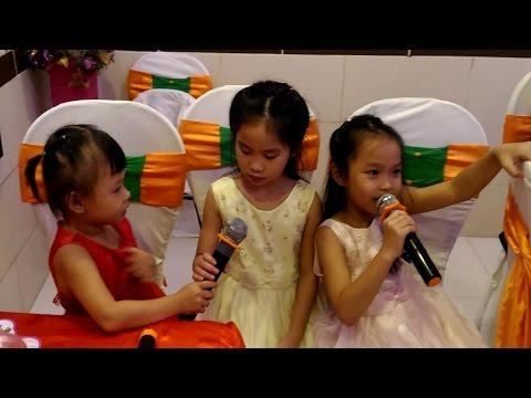 Sóc chuột: Khúc hát mừng sinh nhật bé Na