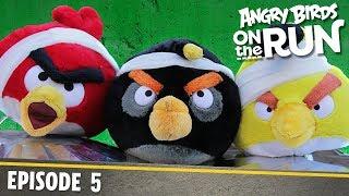 Angry Birds- Na úteku - 5 - Odrazy