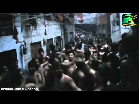 Lahore Party (Ravi Road) New Noha - Shala Jag Te Inj Na Koie Ujary