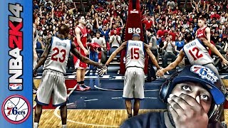 NBA 2K14 My Career FaceCam I Have Been Traded