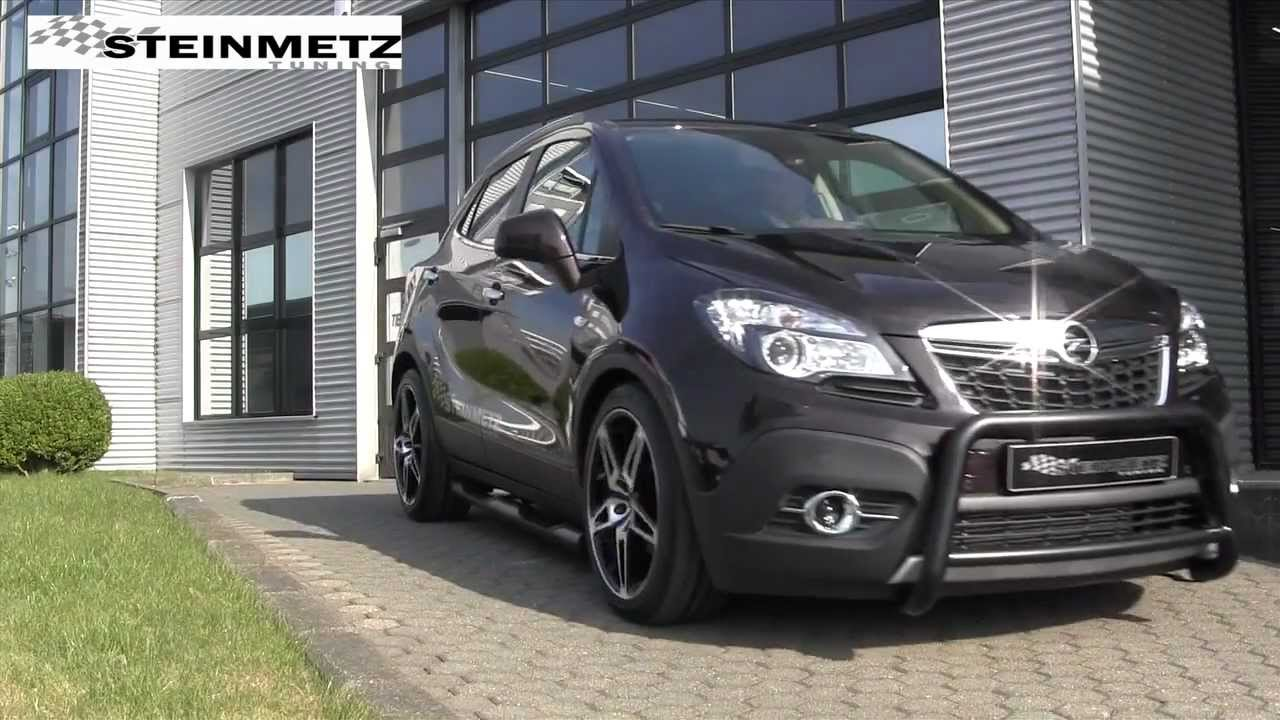 mokka by steinmetz opel tuning youtube. Black Bedroom Furniture Sets. Home Design Ideas