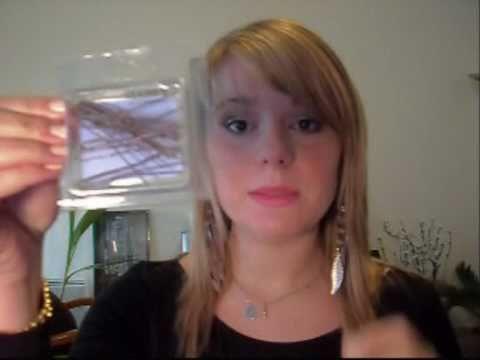 Tuto coiffure: Comment faire un chignon parfait en 5min.(gyaru hair style) - YouTube