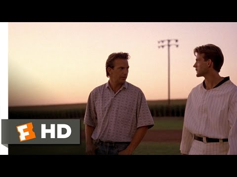 A Catch With Dad - Field of Dreams (9/9) Movie CLIP (1989) HD
