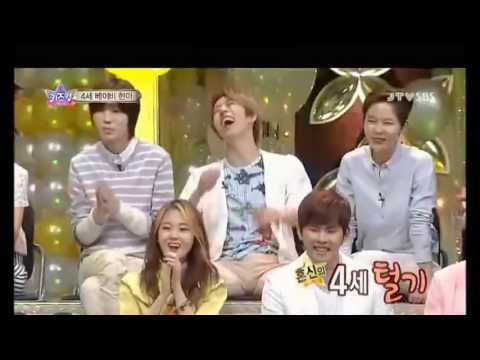 Copy of Little HYUNA [STARKING CUT] Dancing with Hyuna, Infinite, Rainbow