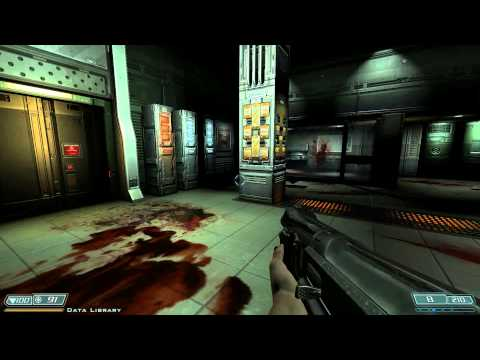 Let's Play DOOM 3: BFG Edition! Ep. 03: Pinky and Some Brains! W/SouthernGamer