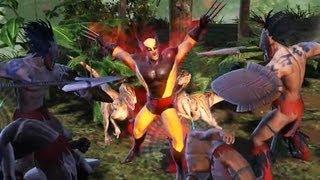 Marvel Heroes Wolverine Trailer