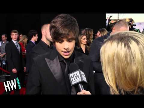 Austin Mahone Talks Dating Camila Cabello & New Music! (AMAs 2013)