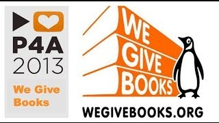 Project 4 Awesome: We Give Books
