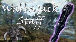 Skyrim: How To Get The WabbaJack Staff (Transformation