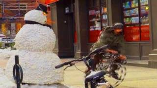 Funny Scared guy right off his bike Prank Funny