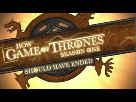 "HISHE Shortcuts - ""Game of Thrones"" Season 1"