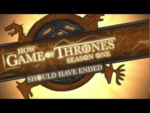 "HISHE Shortcuts - ""Game of Thrones"" Season 1"