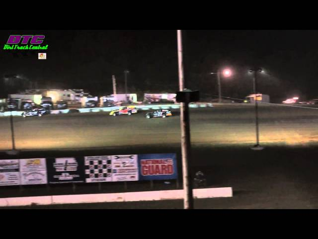 IMCA Modified A Feature Thunderhill Speedway 6 22 13