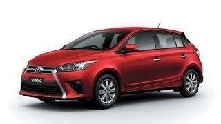 All New Toyota Yaris Facelift 2014 Gambar, Harga Dan