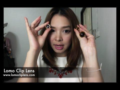 รีวิวแกะกล่อง 3in1 Universal Clip Lens ฉบับ lomocliplens.com