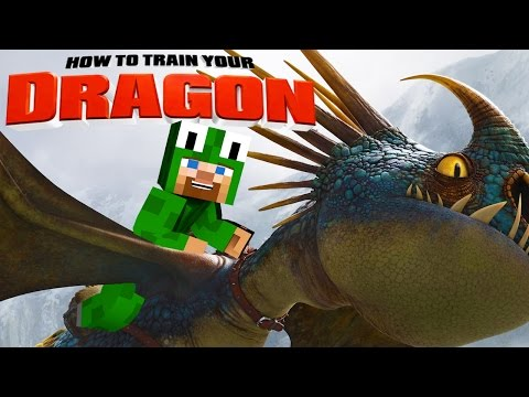 Minecraft - HOW TO TRAIN YOUR DRAGON 2 - [7] 'Blaze and Bolt'