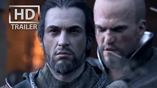 Assassins Creed 3 Revelations OFFICIAL E3 Teaser Trailer