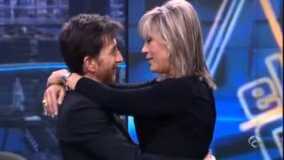 Pablo Motos se morrea sin pudor con Julia Otero en El Hormiguero