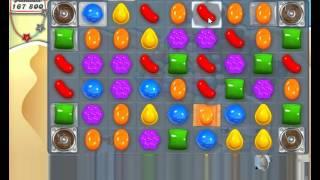 Candy Crush Saga Level 167 [NEW / NEU] No Boosts
