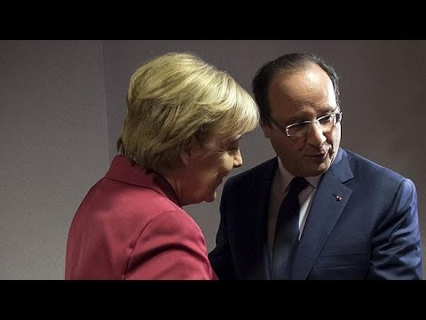 Merkel and Hollande want a
