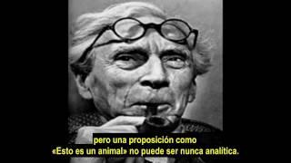 Debate entre Bertrand Russell y Copleston