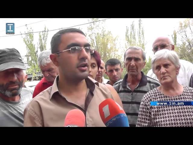 Հակոբ Իջիղուլյանի հարազատները հանդիպեցին Կարմիր Խաչի ներկայացուցիչների հետ