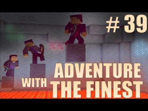 Minecraft Adventure with the Finest - Ep. 39 - Teleport Technology!