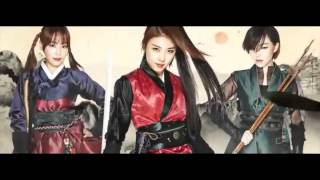 The Huntresses (조선미녀 삼총사) Trailer Korean