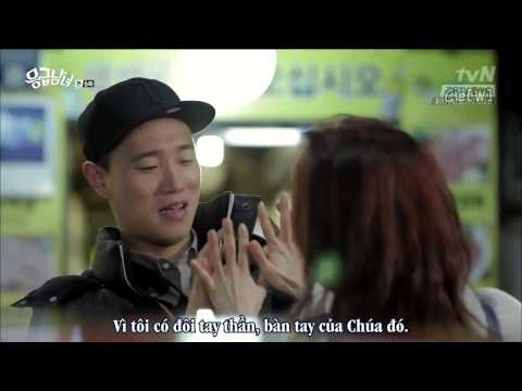 [Vietsub] 140208 tvN Emergency Couple E06 - Gary Cut