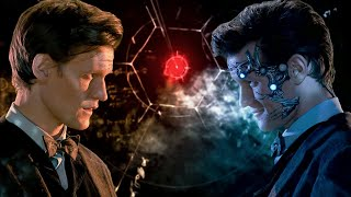 Two Heads Are Better Than None | Nightmare in Silver | Doctor Who