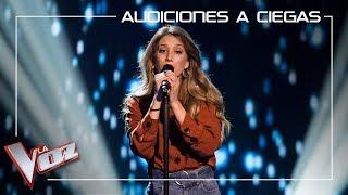 Palomy canta 'Ángel caído' | Audiciones a ciegas | La Voz Antena 3 2019