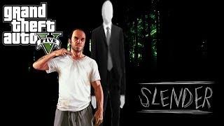 Slender Man A Lenda Ataca Em GTA 5
