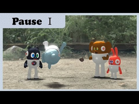 Ep47_PAUSE Ⅰ| Space Jungle S2 | Funny Cartoon | Kids Cartoon | COAN Studio
